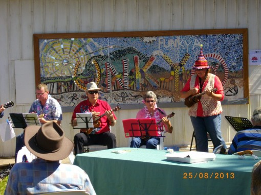 New mosaic for the Nambucca Valley